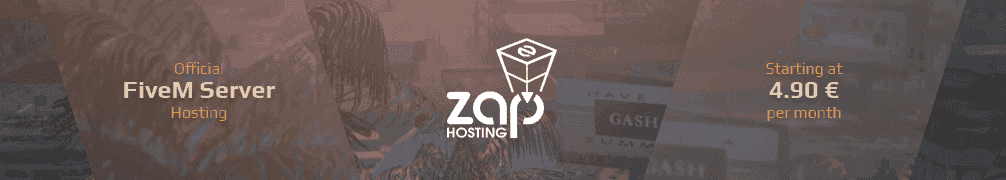 ZAP-Hosting Gameserver and Webhosting