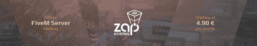 ZAP-Hosting Gameserver and Webhosting