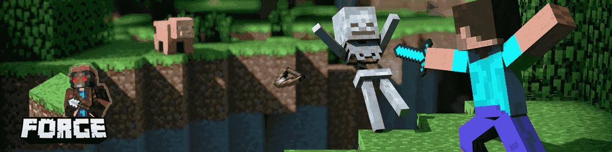 Minecraft Forge Server Mieten ZAPHostingcom - Minecraft ingame spiele