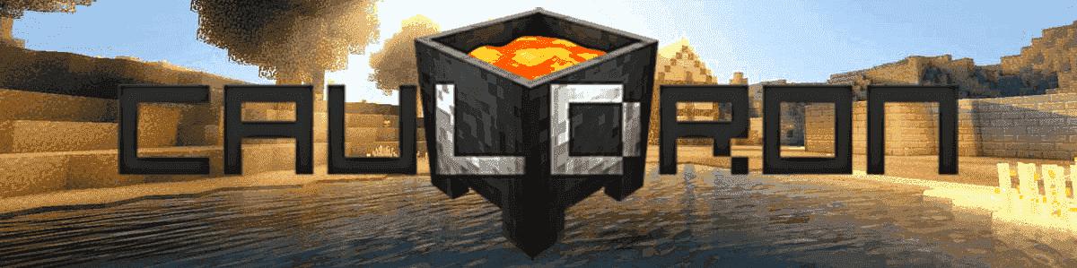 minecraft cauldron server mieten zap. Black Bedroom Furniture Sets. Home Design Ideas